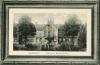 Dordrecht, Beverwijckplein met gasthuis rond 1912