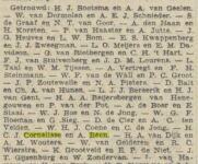 19401221 Huwelijk Cornelisse, Herman Cornelis Jozef (Fam Bericht Algemeen Handelsblad)