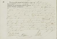 18601006 Geboorteakte Wouda, Berend