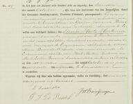 18981007 Overlijdensakte Hartsma, Sieuke (Harts)