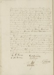 18210819 Huwelijksakte Haarsma, Hart Martens (p2)