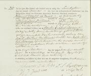 18621219 Overlijdensakte Bouma, Minke Eelkes (gem Opsterland)