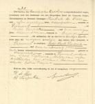 19091027 Overlijdensakte Harsma, Tetje Harts