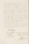 18240516 Huwelijksakte Bouma, Melle Eelkes (p2)