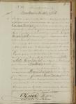 18210313 Geboorteakte Peet van der, Bastiaan (1821)