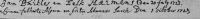 17231001 Huwelijk (Geref) Algera, Symen Folkerts