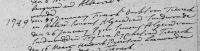 17490126 Huwelijk (Geref) Algera, Pyter (Simons)