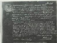 18130519 Overlijdensakte Velzen van, Margaretha