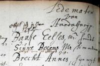17050000 Lidmaat: Siuwe Beerns en Brecht Annes