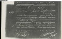 19181112 Overlijdensakte Teljeur, Samuel