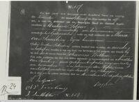 18620206 Geboorteakte Taarling van, Johannes Willem