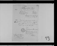 18210507 Huwelijksakte Wouda, Beerent Sipkes (bijl.4)