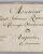17980000 Brief van Johannes Rosier (Smsterdam) aan zijn neef Johannes Rosier (Anjum)