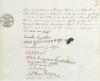 18401113 Huwelijksakte Bijl van der, Leendert (p3)