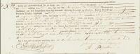 18340721 Overlijdensakte Meijer, Petronella