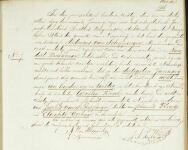 18600130 Overlijdensakte Krook, Cornelia