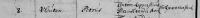 17251208 Doop Kippersluis, Petrus