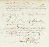 17760120 Ondertrouw Kippersluijs, Pieter (te Kockenge)