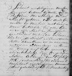 17760201 Akte van Indemniteit: Markt van der, Annigje