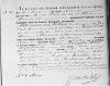 18561113 Overlijdensakte Warmenhoven van, Marijtje