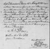 17810506 Huwelijk (Gerecht) Loijesteijn, Dirk
