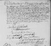17220517 Huwelijk (Gerecht) Burger de, Pieter Jacobse