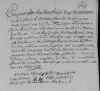 17220501 Ondertrouw Burger de, Pieter Jacobse