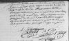 18170503 Huwelijksakte Pleiner, Mathijs (p3)