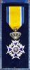 19750319 Ridder: Wiel van der, Arie Hendrik Gijsbertus (medaille)