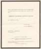 19650123 Overlijden Plijnaar, Gijsbertus Wilhelmus Josephus (rouwkaart)